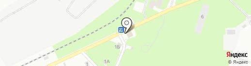 Магазин разливного пива на Михайловской, 1в на карте Великого Новгорода