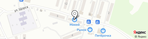 Фарм-Стиль на карте Смоленска