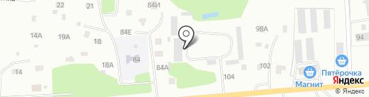 Дизель-Центр 67 на карте Смоленска