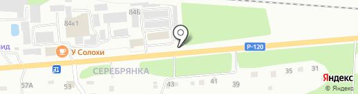 СтройДвор67 на карте Смоленска