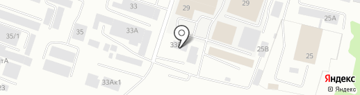 АРС Дизель на карте Смоленска