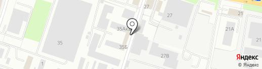Ковчег на карте Смоленска