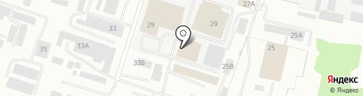 ТехноХолод на карте Смоленска