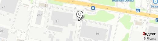 BKF Service на карте Смоленска