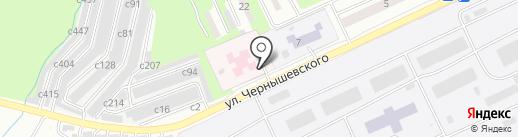 Смоленский центр крови на карте Смоленска