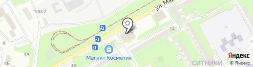 ТРИНИТИ на карте Смоленска