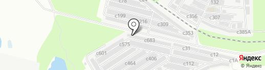 Гараж617.рф на карте Смоленска