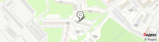 Бизнес+ на карте Смоленска