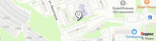 Гарант-жилье на карте Смоленска