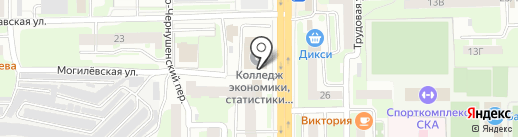 СтройЮрист на карте Смоленска
