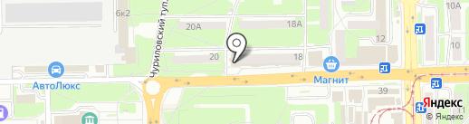 Noutparts 67 на карте Смоленска