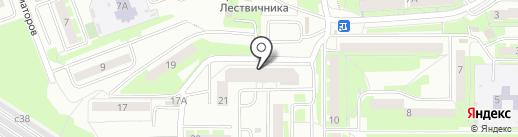 Фарма+Вита на карте Смоленска