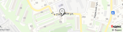 Копилка на карте Смоленска