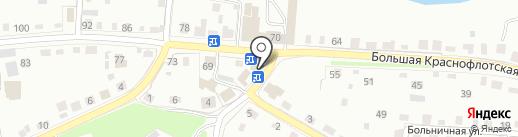 АСавто на карте Смоленска