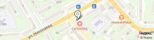 Smolavtoline.ru на карте Смоленска