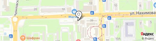 Emilia на карте Смоленска