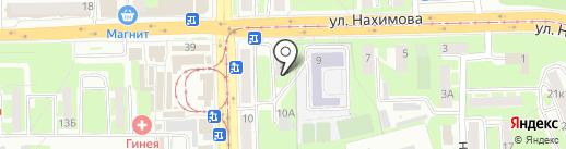 Нотариус Худоерко А.А. на карте Смоленска