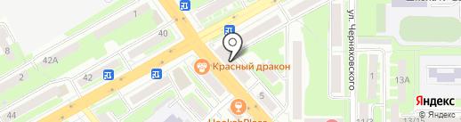 WOOD & STONE на карте Смоленска