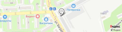 G`Development construction&engineering на карте Смоленска