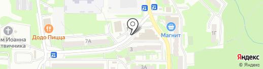 Ярцевский шашлык №1 на карте Смоленска