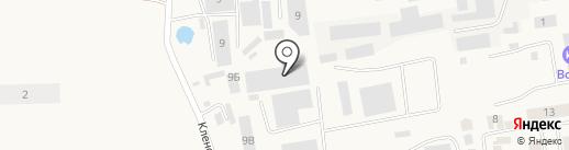 Лафер Экодом на карте Печерска