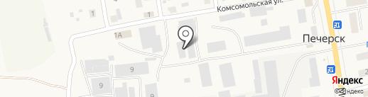 МеталлСтройТранс на карте Печерска