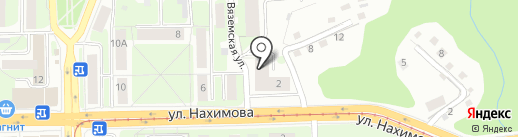 Банкомат, Россельхозбанк на карте Смоленска