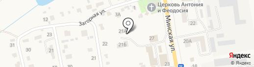 Печерск на карте Печерска