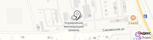 Бурмастер на карте Печерска