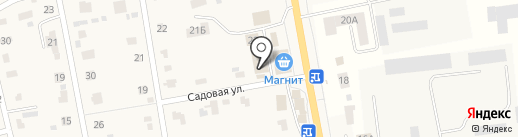 Атлетик на карте Печерска