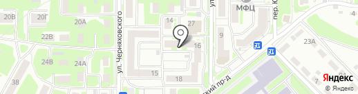 Проектная Энергетическая Компания на карте Смоленска
