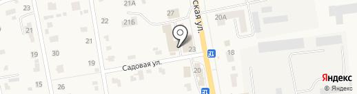 Столовая на карте Печерска