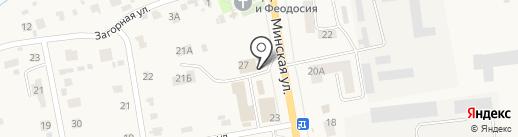 Анастасия на карте Печерска