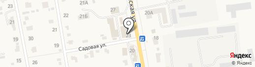 Смоленский на карте Печерска