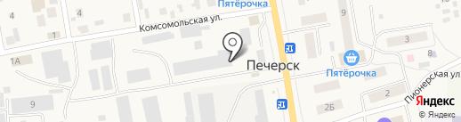 Грузоперевозки 67 на карте Печерска