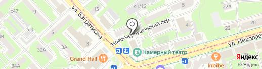 Remake на карте Смоленска