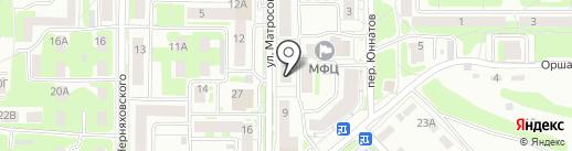 МояЗайка на карте Смоленска