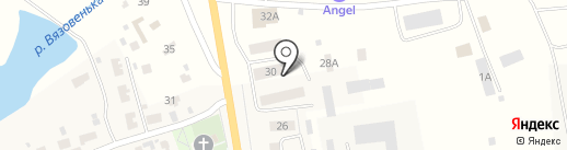 Smol-spas на карте Печерска