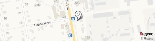 Кондитерский двор на карте Печерска