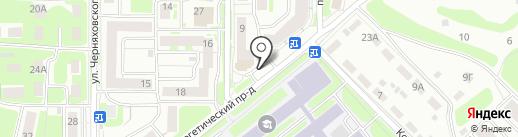Где раки зимуют на карте Смоленска