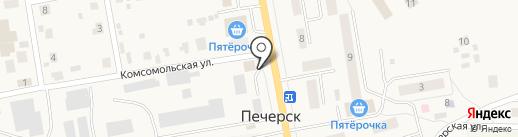 Нотариус Тягунова С.В. на карте Печерска