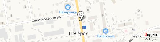 Смолинтурсервис на карте Печерска