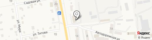Миртранс на карте Печерска