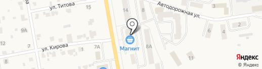 Капитель на карте Печерска