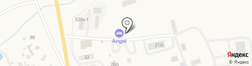 Оздоровительный комплекс на карте Печерска