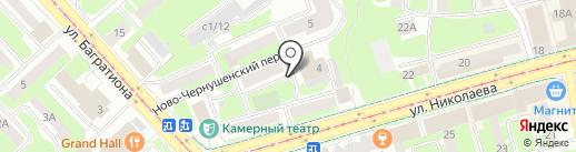 Сайтторг на карте Смоленска
