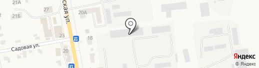 ДАФ Сервис Смоленск на карте Печерска