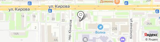 Дантист плюс на карте Смоленска