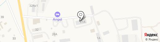Вентиль на карте Печерска