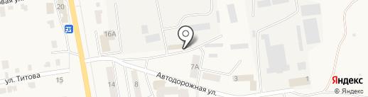 БВС-АВТО на карте Печерска